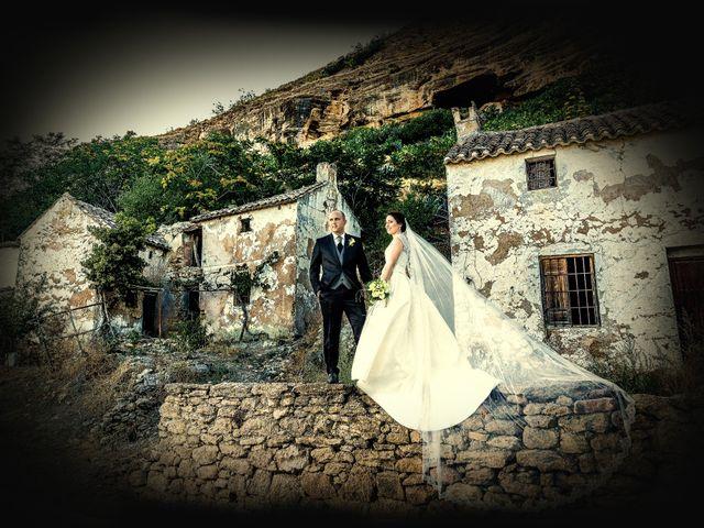 La boda de Raúl y Belén en Algarinejo, Granada 18