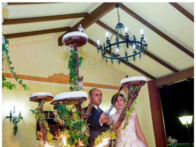La boda de Raúl y Belén en Algarinejo, Granada 21