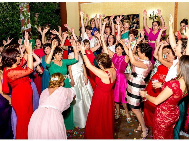 La boda de Raúl y Belén en Algarinejo, Granada 22