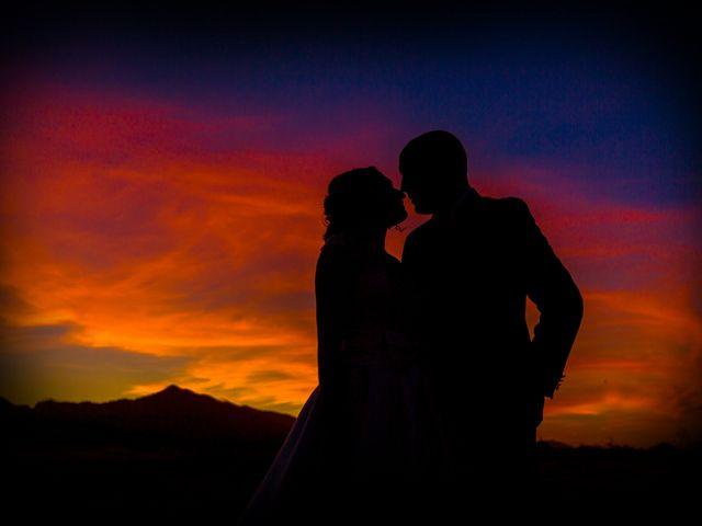 La boda de Raúl y Belén en Algarinejo, Granada 24