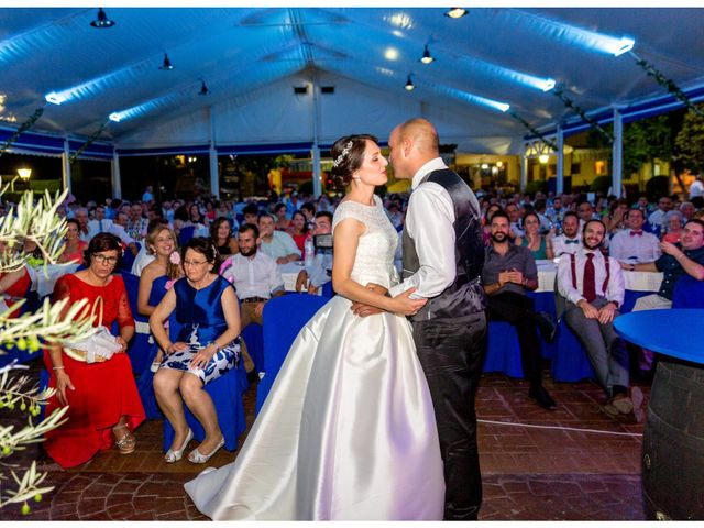 La boda de Raúl y Belén en Algarinejo, Granada 31
