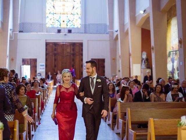 La boda de Raúl y María en Murcia, Murcia 19
