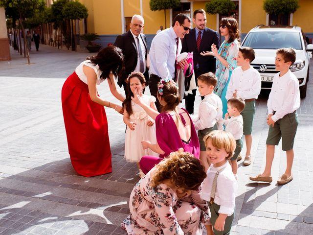 La boda de Raúl y María en Murcia, Murcia 20