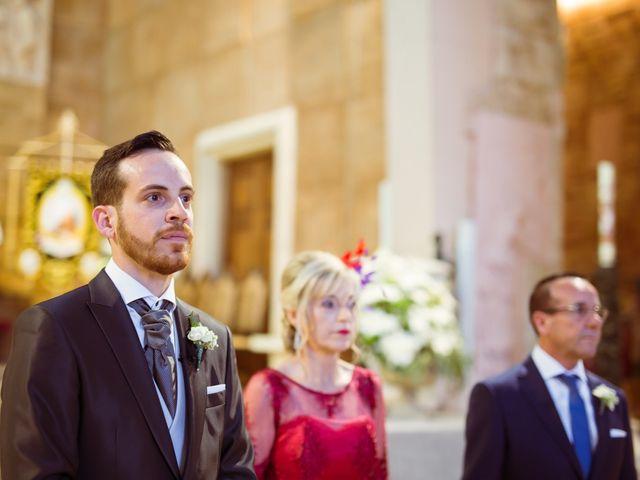 La boda de Raúl y María en Murcia, Murcia 21