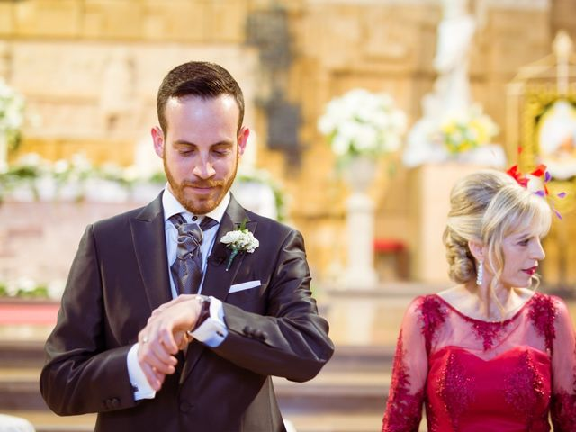 La boda de Raúl y María en Murcia, Murcia 22