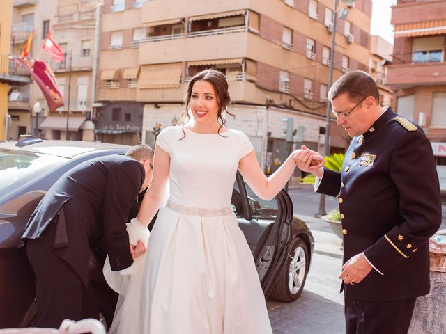 La boda de Raúl y María en Murcia, Murcia 23