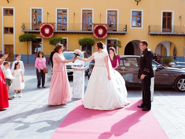 La boda de Raúl y María en Murcia, Murcia 24