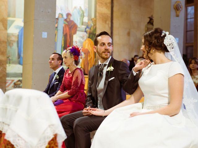La boda de Raúl y María en Murcia, Murcia 26