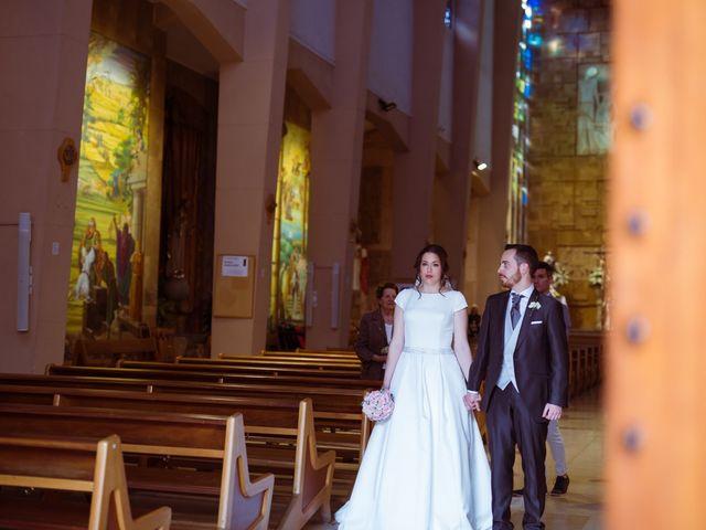 La boda de Raúl y María en Murcia, Murcia 27