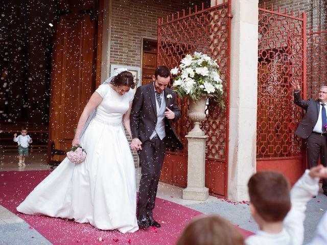 La boda de Raúl y María en Mula, Murcia 28