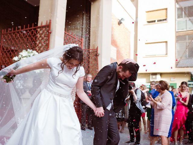 La boda de Raúl y María en Murcia, Murcia 29