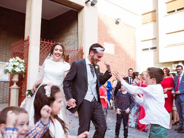 La boda de Raúl y María en Murcia, Murcia 31