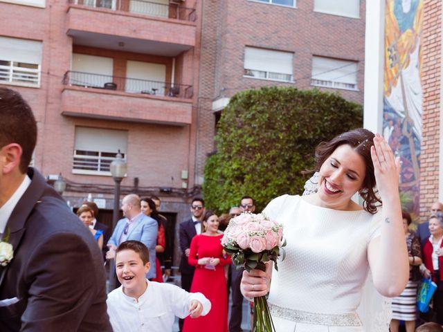 La boda de Raúl y María en Murcia, Murcia 32
