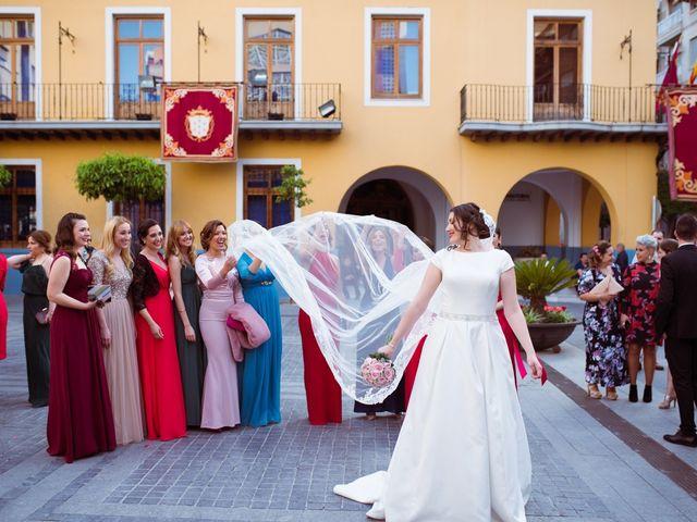 La boda de Raúl y María en Murcia, Murcia 34