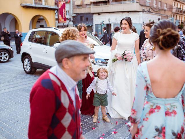 La boda de Raúl y María en Murcia, Murcia 35