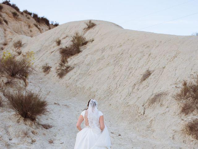 La boda de Raúl y María en Murcia, Murcia 36