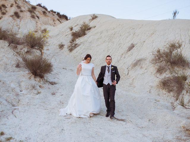 La boda de Raúl y María en Murcia, Murcia 37