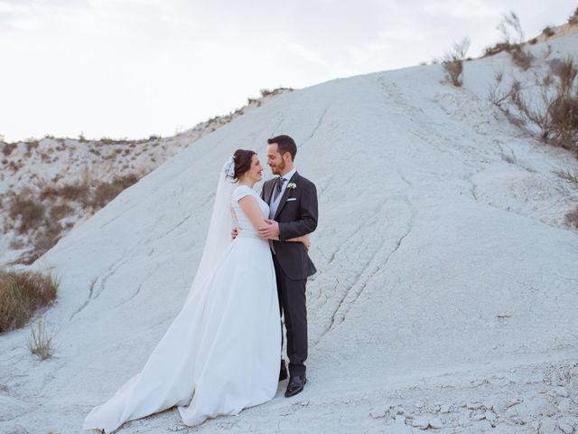 La boda de Raúl y María en Murcia, Murcia 38