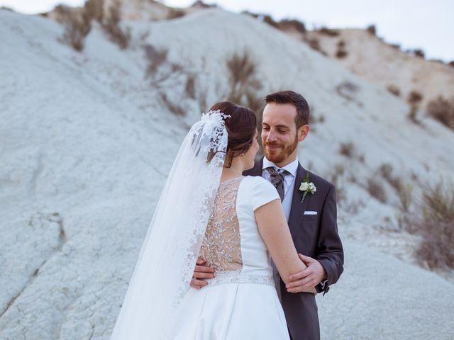 La boda de Raúl y María en Murcia, Murcia 39