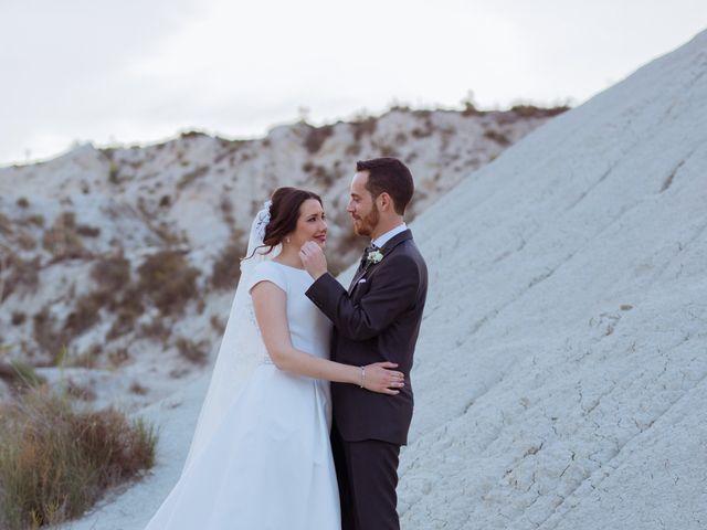 La boda de Raúl y María en Murcia, Murcia 40