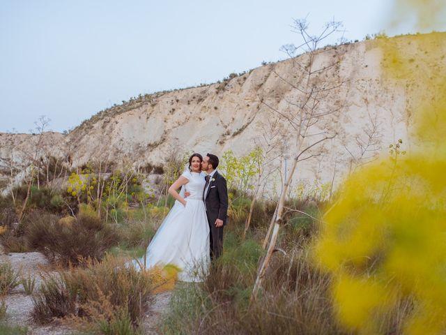 La boda de Raúl y María en Murcia, Murcia 42