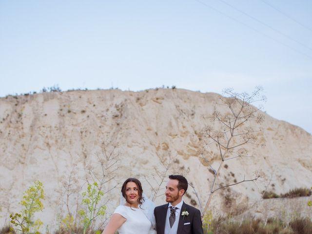 La boda de Raúl y María en Mula, Murcia 43