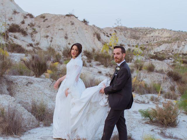 La boda de Raúl y María en Mula, Murcia 1