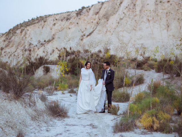 La boda de Raúl y María en Mula, Murcia 44