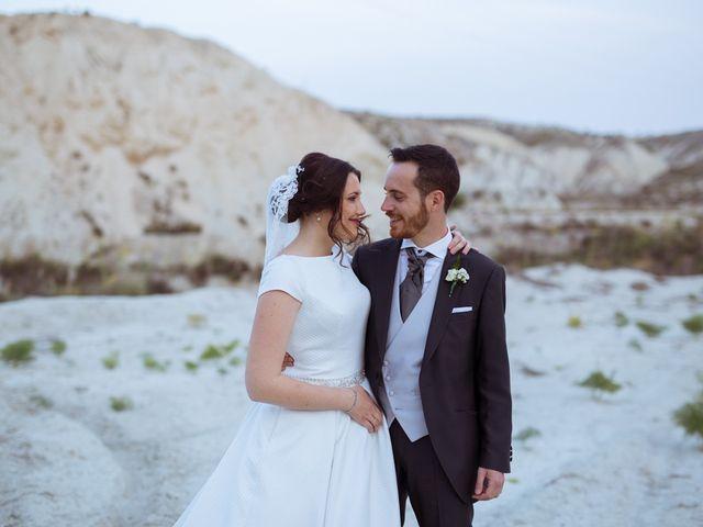 La boda de Raúl y María en Murcia, Murcia 45