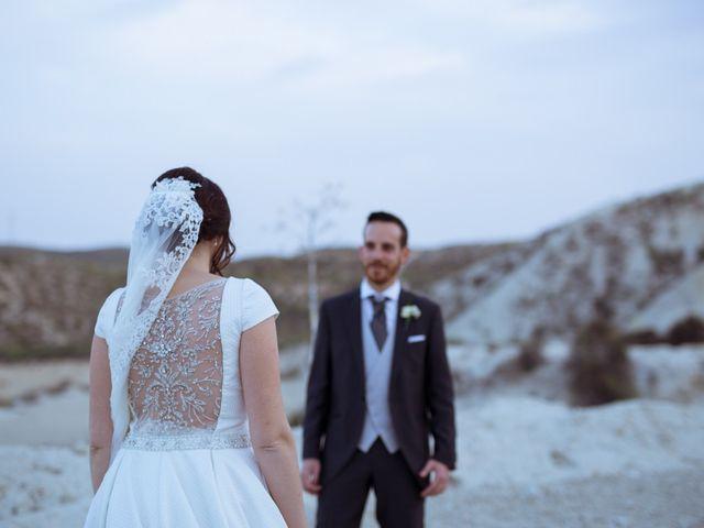 La boda de Raúl y María en Murcia, Murcia 48