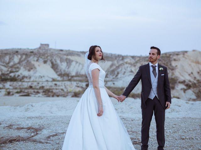 La boda de Raúl y María en Murcia, Murcia 49