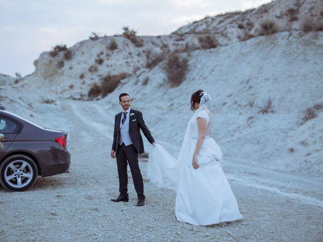 La boda de Raúl y María en Murcia, Murcia 53