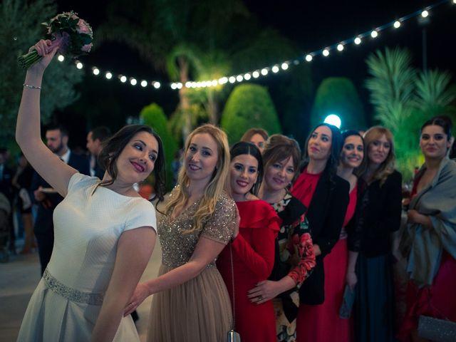 La boda de Raúl y María en Murcia, Murcia 54