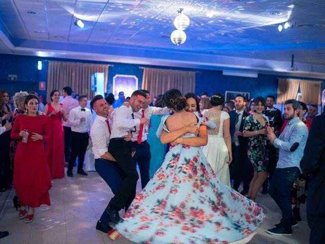 La boda de Raúl y María en Murcia, Murcia 60