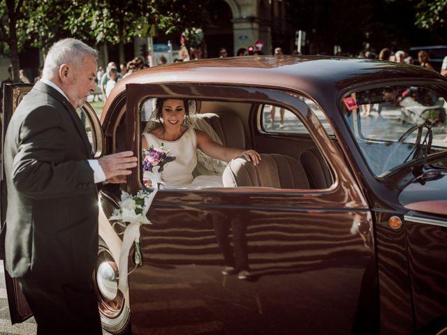 La boda de Mikel y Maria en Donostia-San Sebastián, Guipúzcoa 26