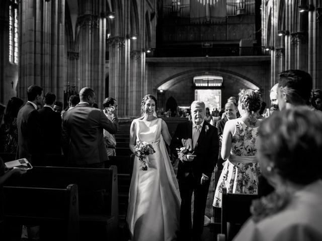 La boda de Mikel y Maria en Donostia-San Sebastián, Guipúzcoa 30