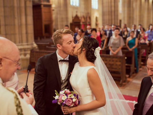 La boda de Mikel y Maria en Donostia-San Sebastián, Guipúzcoa 37