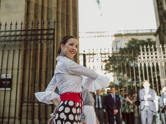La boda de Mikel y Maria en Donostia-San Sebastián, Guipúzcoa 45