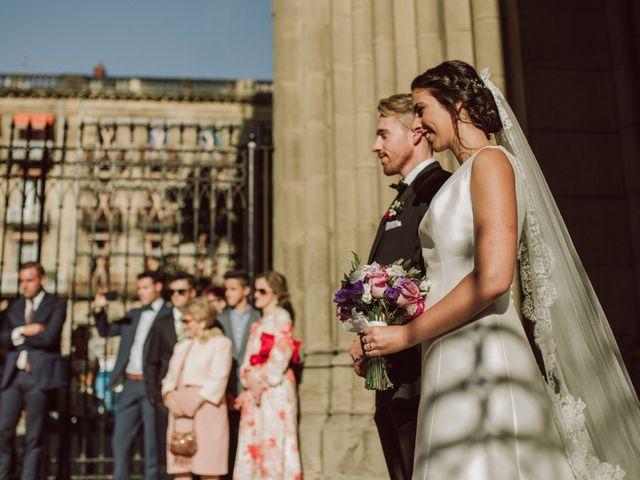 La boda de Mikel y Maria en Donostia-San Sebastián, Guipúzcoa 46