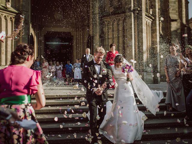 La boda de Mikel y Maria en Donostia-San Sebastián, Guipúzcoa 47
