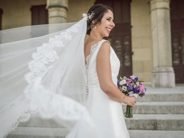 La boda de Mikel y Maria en Donostia-San Sebastián, Guipúzcoa 51