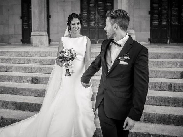La boda de Mikel y Maria en Donostia-San Sebastián, Guipúzcoa 55