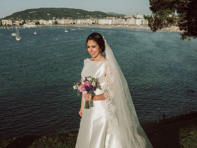La boda de Mikel y Maria en Donostia-San Sebastián, Guipúzcoa 58