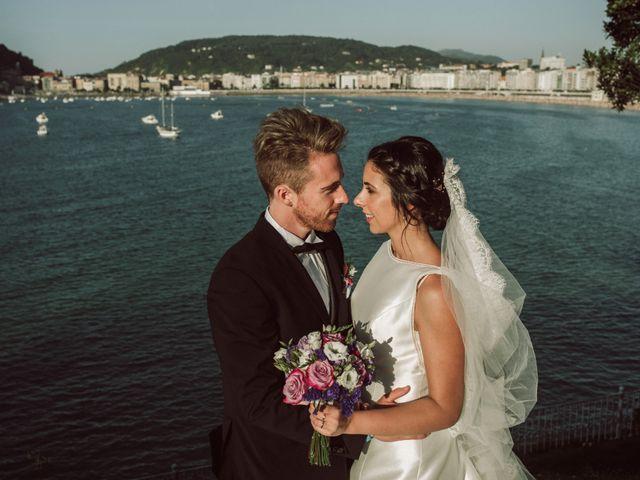 La boda de Mikel y Maria en Donostia-San Sebastián, Guipúzcoa 59
