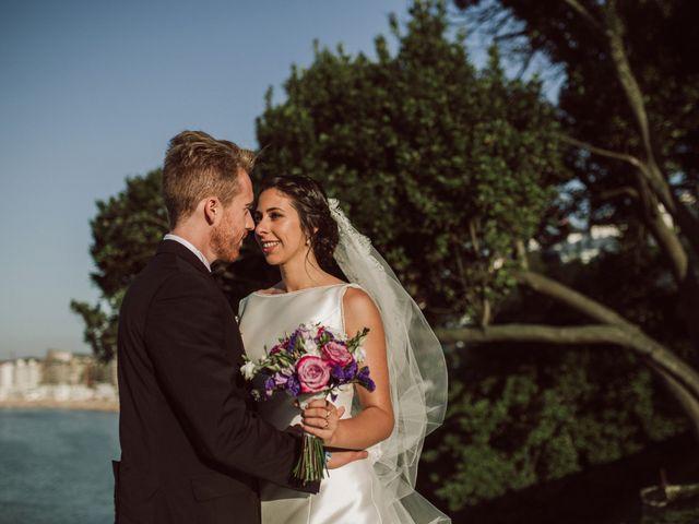 La boda de Mikel y Maria en Donostia-San Sebastián, Guipúzcoa 61