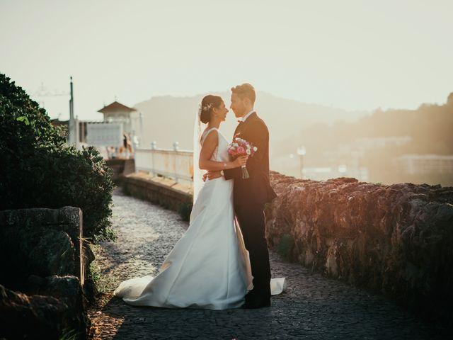 La boda de Mikel y Maria en Donostia-San Sebastián, Guipúzcoa 62