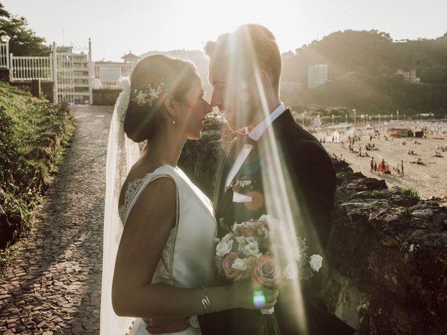 La boda de Mikel y Maria en Donostia-San Sebastián, Guipúzcoa 63