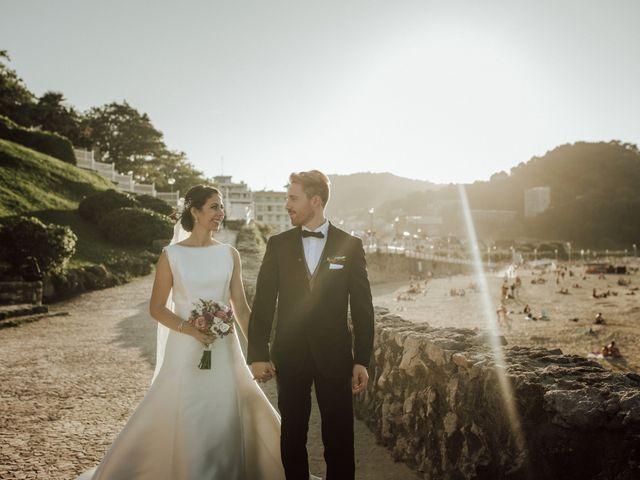 La boda de Mikel y Maria en Donostia-San Sebastián, Guipúzcoa 64