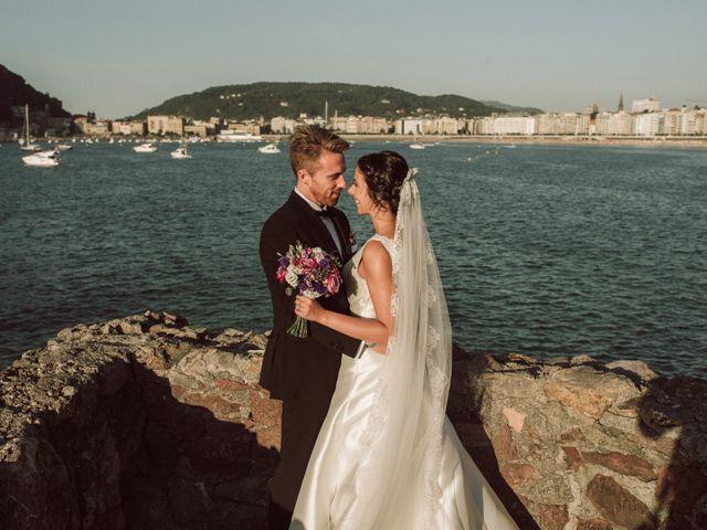 La boda de Mikel y Maria en Donostia-San Sebastián, Guipúzcoa 65