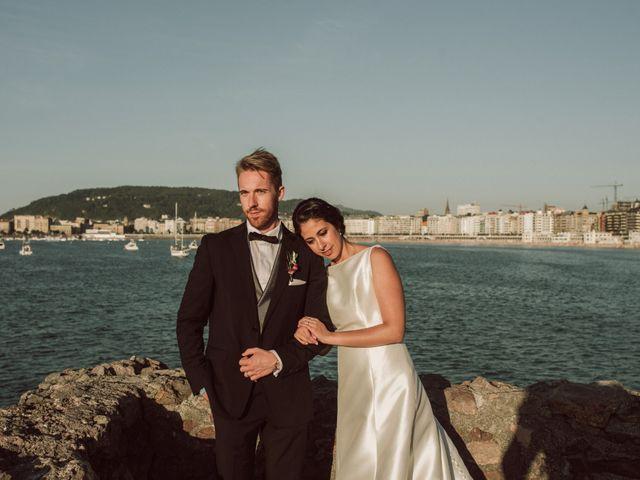 La boda de Mikel y Maria en Donostia-San Sebastián, Guipúzcoa 66